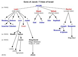 Image result for tribes of israel