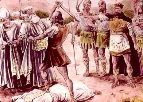 Foundations of My Faith: Saul Kills the Priests at Nob