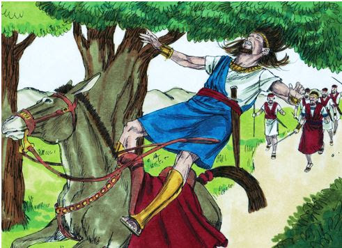 Bible Fun For Kids: Life of David: 27. Absalom's Death