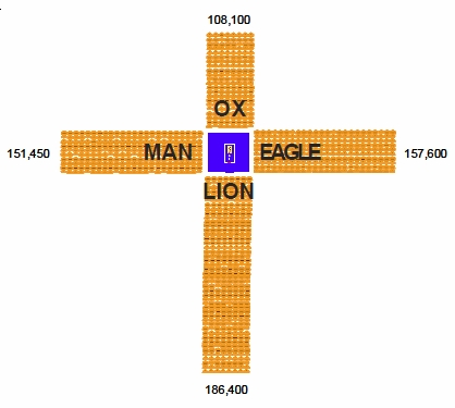 Jesus: The Way, The Truth, & The Life: Numbers 2 - The Camp of Israel and the Cross