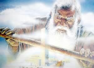 "MY TREASURE BOX"" : ZECHARIAH'S VISION: THE MEASURING LINE"